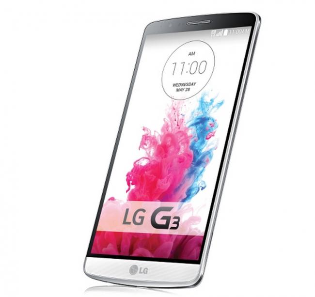LG G3, el smartphone que te enamorará