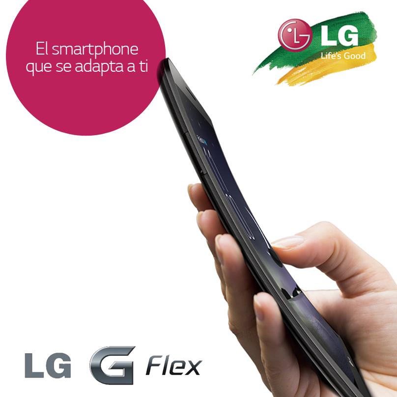 5 razones para adquirir un LG G Flex, por El Comercio