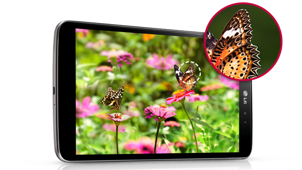 Disfruta de tu contenido Full HD en tu LG G Pad 8.3