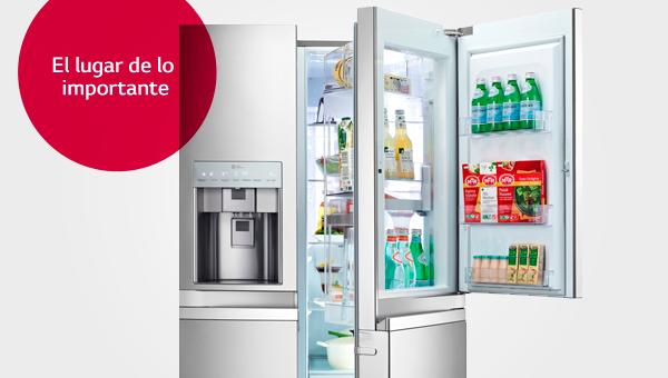 La puerta inteligente de tu refrigeradora es Eco Door.