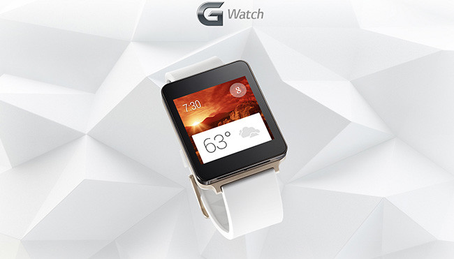 LG G Watch con Android Wear, la revolución en los wearables
