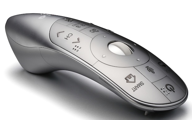 ¿Cuál es la historia del Magic Remote?