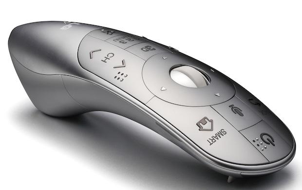 ¿Cuál es la historia del Magic Remote?