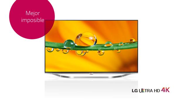 Ultra HD TV: 4 veces más definición, 4 veces más contraste y 4 veces más impresionante