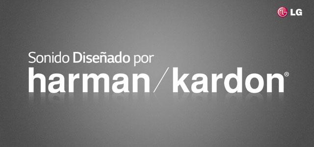 LG y Harman/Kardon se unen para una experiencia de audio envidiable