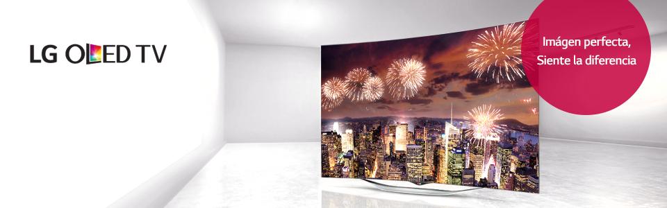 El futuro es OLED, te presentamos el LG 55EC9300