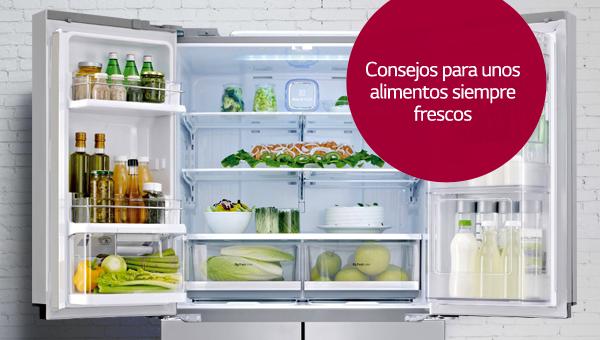 ¿Tu refrigeradora no enfría? Sigue estos consejos