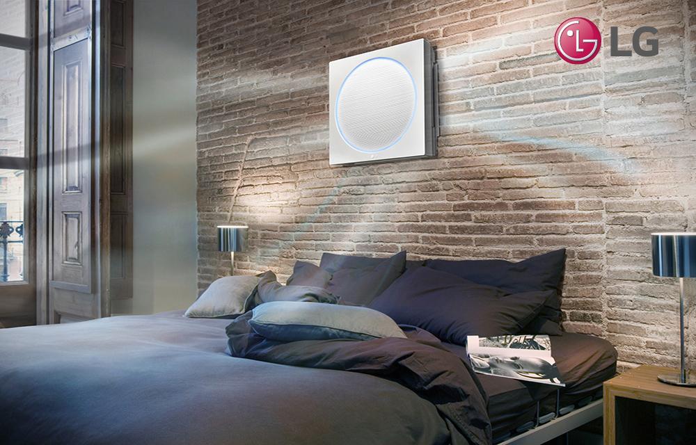 Artcool Stylist Inverter V, de LG, revoluciona el mercado de aire acondicionado residencial