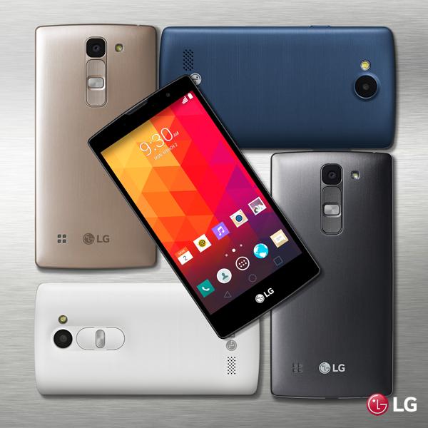 Nueva línea de smartphones LG, diseño premium a precios razonables