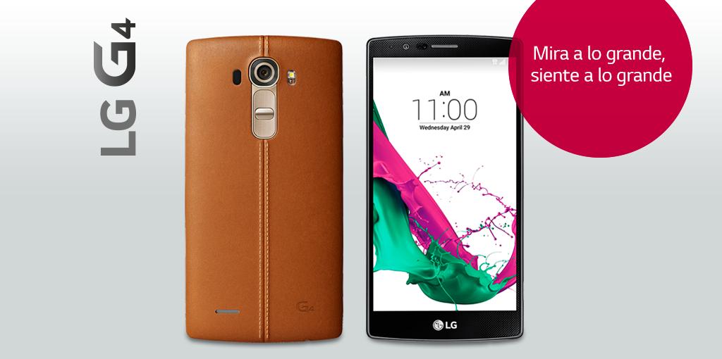 LG G4, un smartphone extraordinario