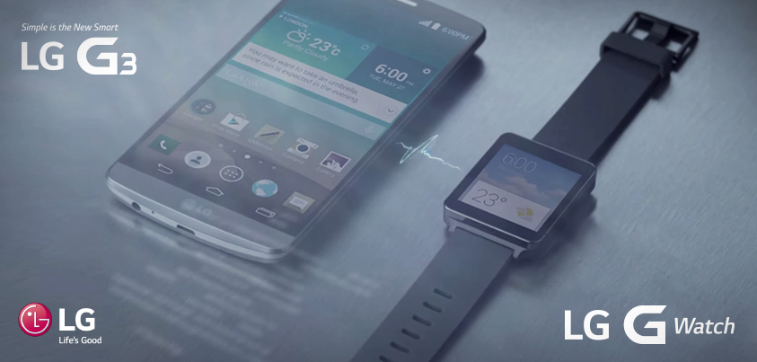 Aprende a dar tus primeros pasos con tu LG G Watch