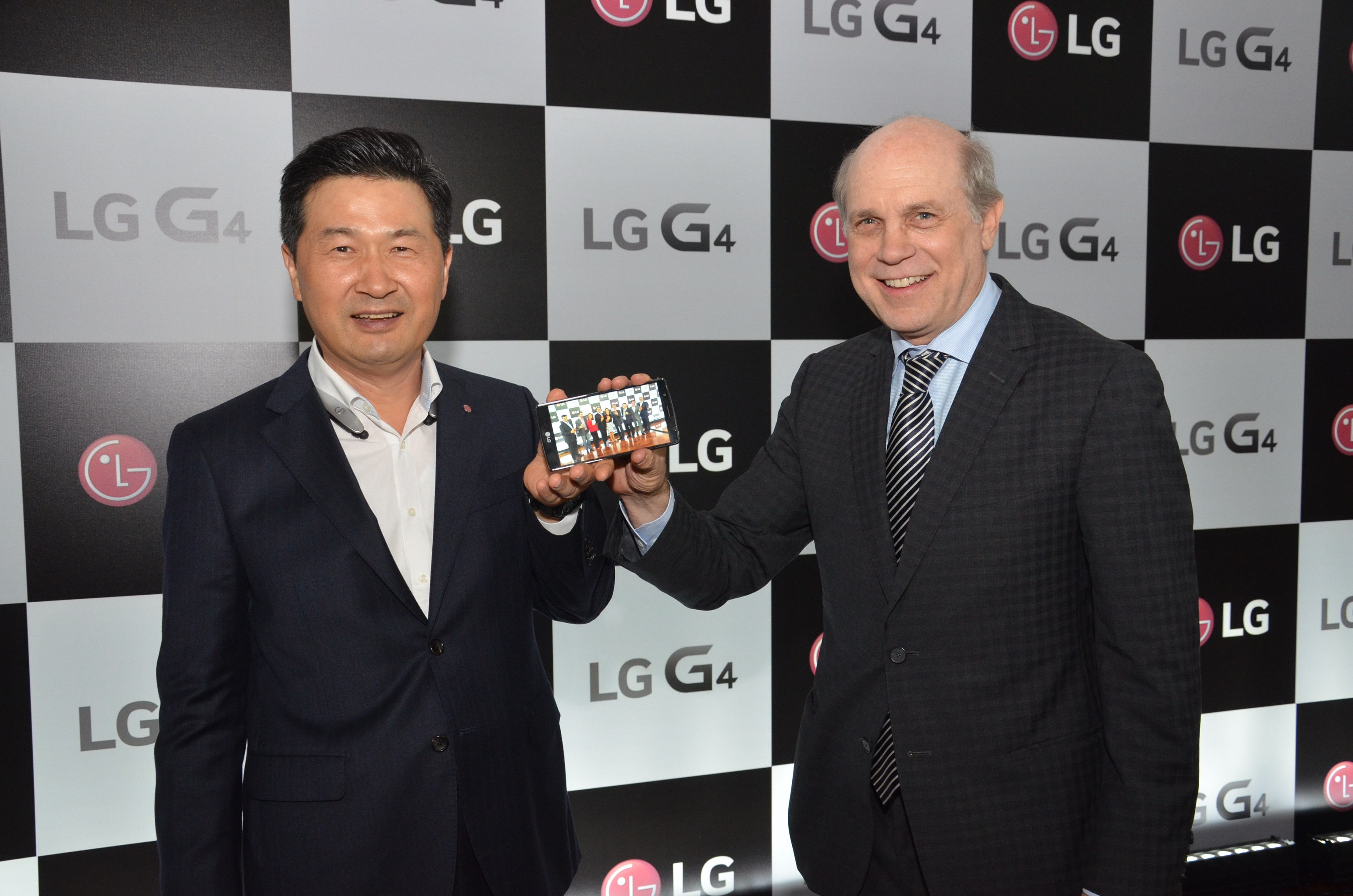 Lanzamiento regional del LG G4 en Brasil