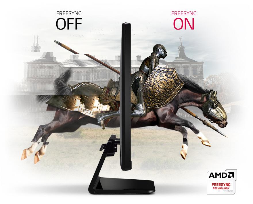 FreeSync de AMD: La tecnología que tu monitor necesita