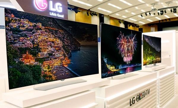 IFA 2015: LG OLED Ultra HD 4K