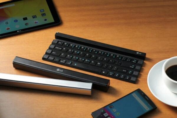 IFA 2015: Rolly, el teclado reinventado