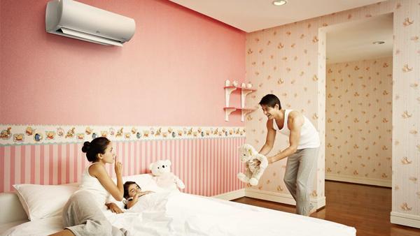 ¿Dormir o no dormir con el aire acondicionado prendido?