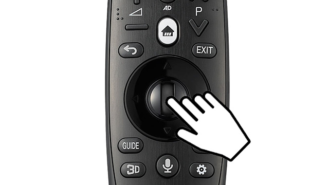 Cómo vincular tu Magic Remote AN-MR600 con tu TV WebOS 2.0