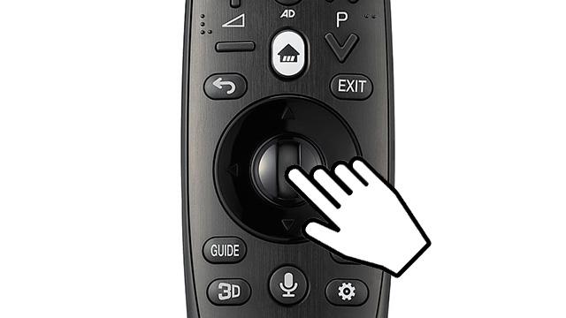 Cómo vincular tu Magic Remote AN-MR600 con tu TV WebOS 2.0