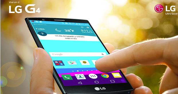 Conoce la nueva función del LG G4 que incorpora consejos de acuerdo al clima y ubicación