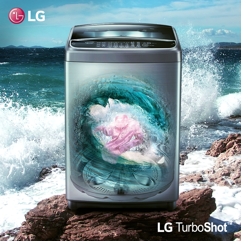 Turbo Shot, siente el poder de la ola