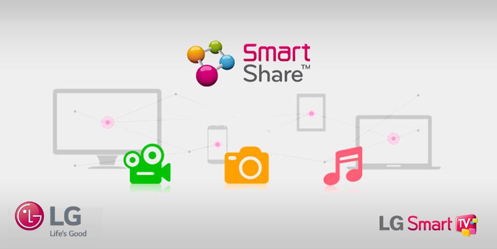 ¿Qué es SmartShare? Beneficios entre tu Tv / PC / Móvil
