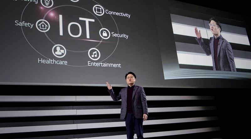 LG y Ericsson acuerdan desarrollar la tecnología 5G