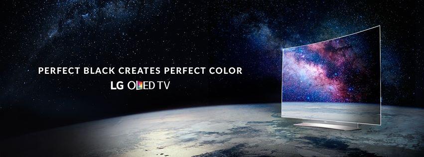 Presentación Exclusiva del LG Oled TV 4K