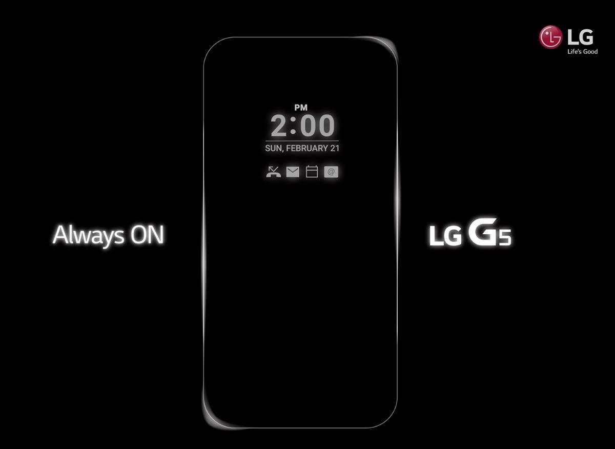 El Quick Cover de tu LG G5 será táctil