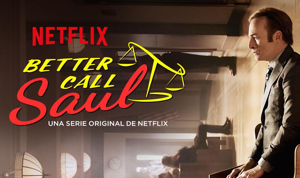Vuelve Better Call Saul