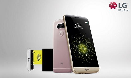 LG Electronics presenta LG G5
