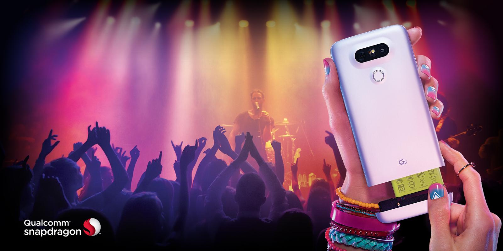 Primer contacto con el LG G5
