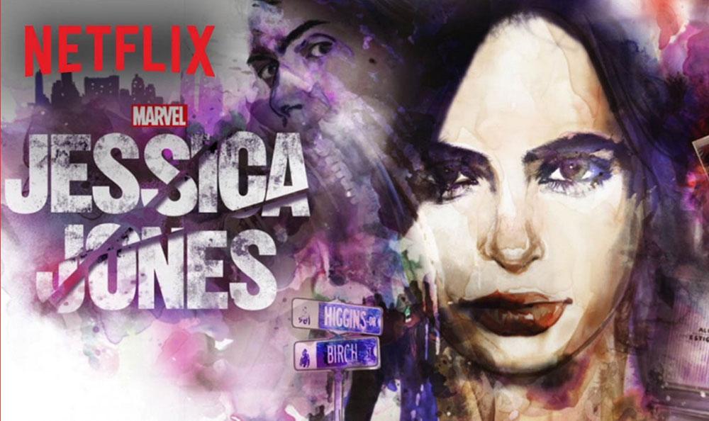"""La fuerza de """"Jessica Jones"""""""