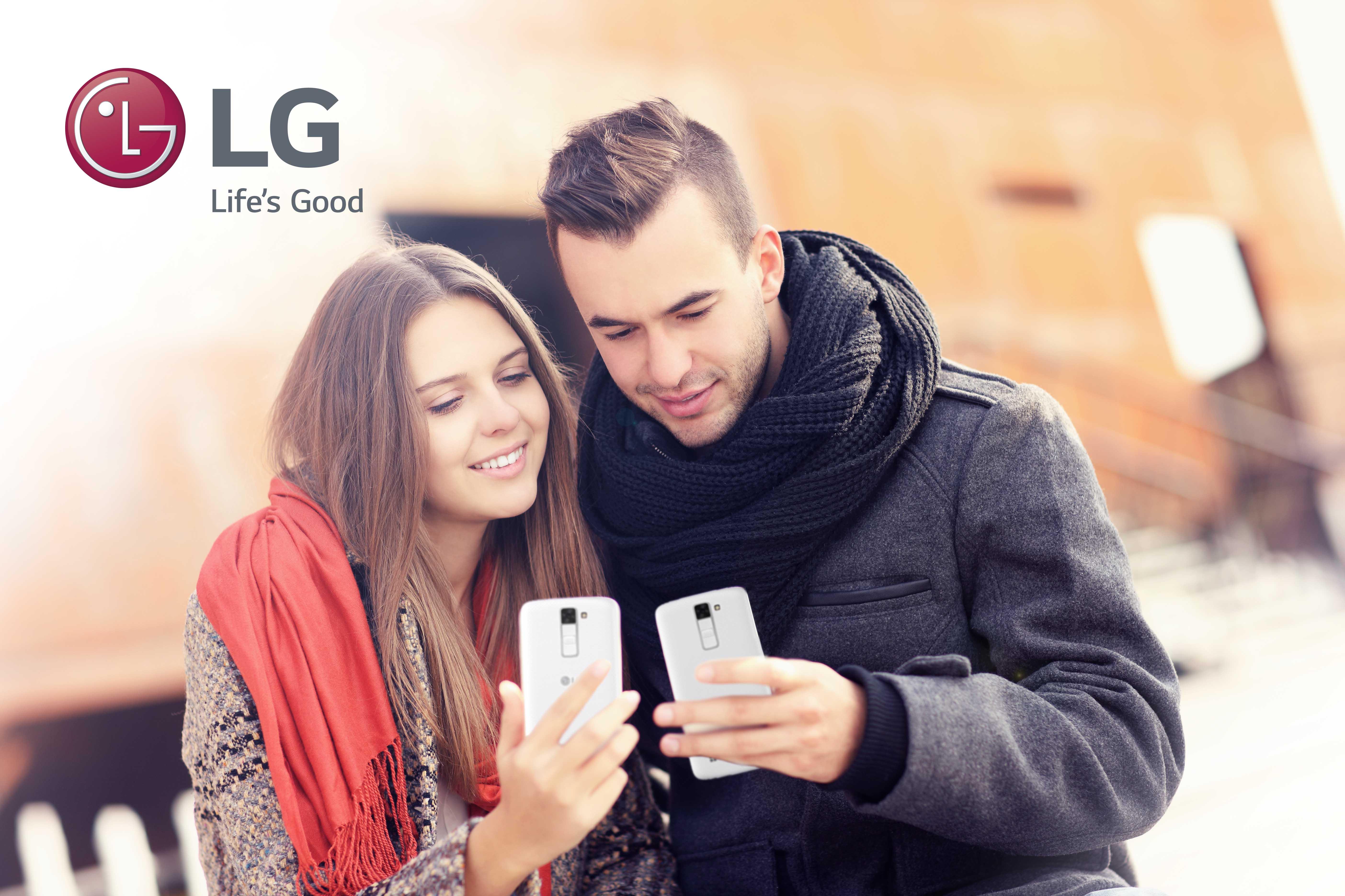 LG lanza nueva línea de Smartphones pensada para jóvenes