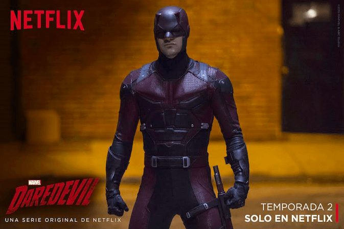 El retorno de Daredevil