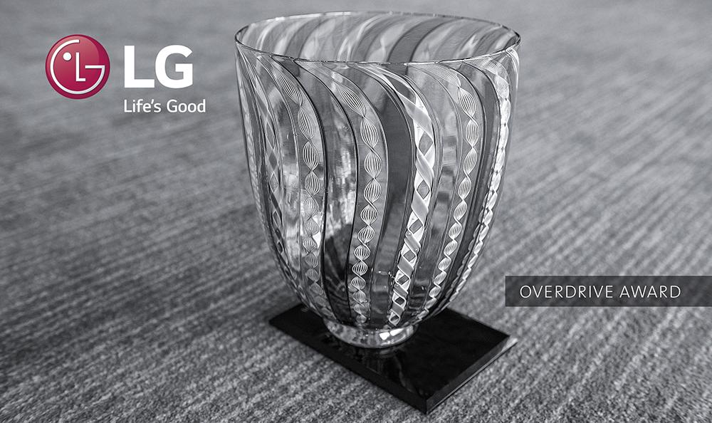 Compañías de LG reciben prestigioso premio de General Motors