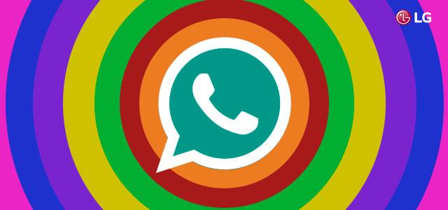 ¿Cómo personalizar el WhatsApp de tu LG?