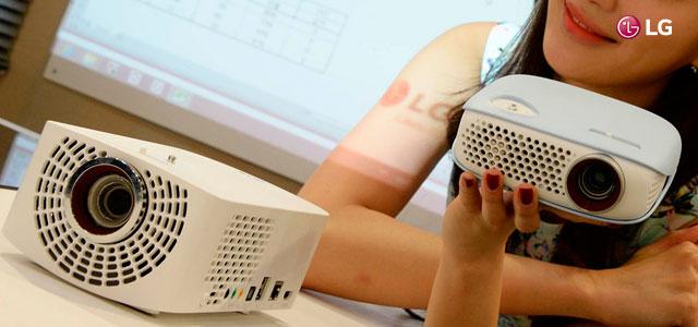 Aprende a conectar tu proyector LG a tu notebook o computador