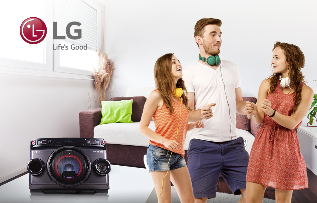 LG expande su portafolio de mini componentes con el novedoso One Body