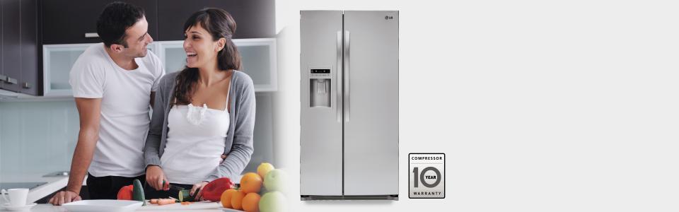 Soluciona los problemas comunes de tu refrigeradora LG