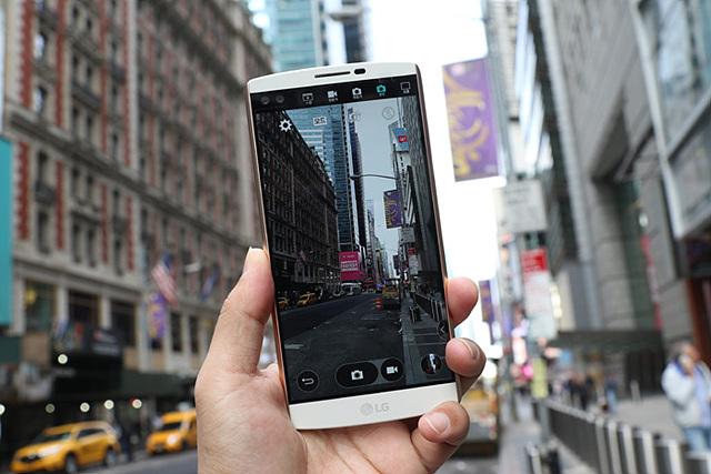 El otoño de Nueva York con la cámara del LG V10