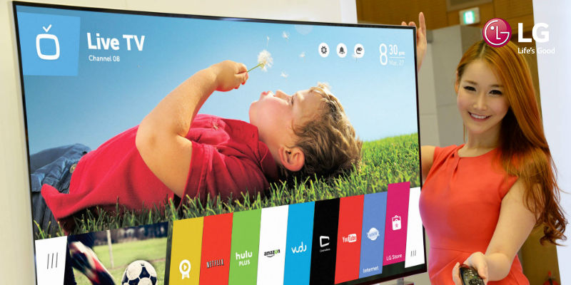 Time Machine: Graba tus programas favoritos en Smart TV
