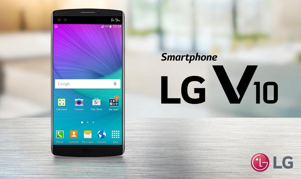 LG V10: EL CELULAR PARA LOS AMANTES DE LAS SELFIES