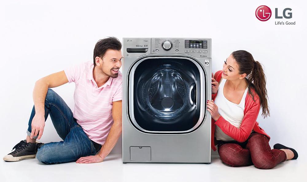 LG descubre los factores clave en la decisión de compra de lavadoras