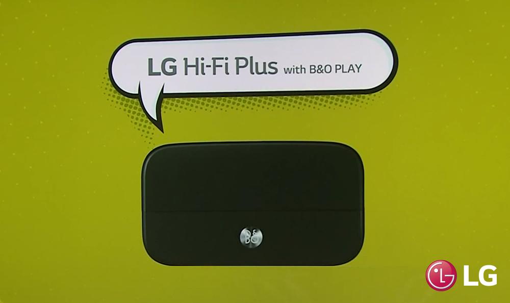 LG Hi-Fi Plus : El rey de la música