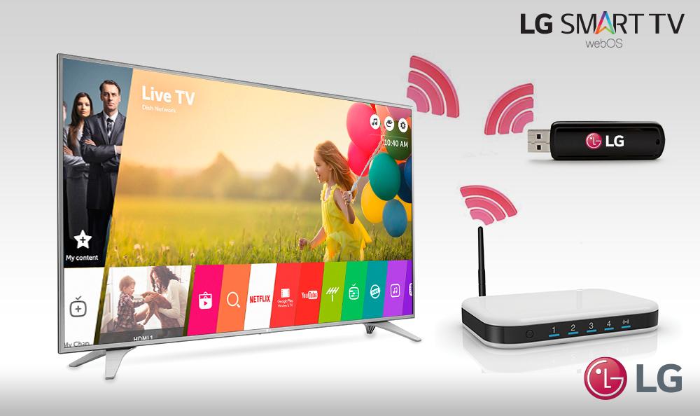 LG brinda tips para sacarle el máximo provecho a los USB en un Smart TV