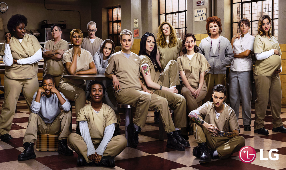 "Ya vuelve ""Orange is the new Black"""