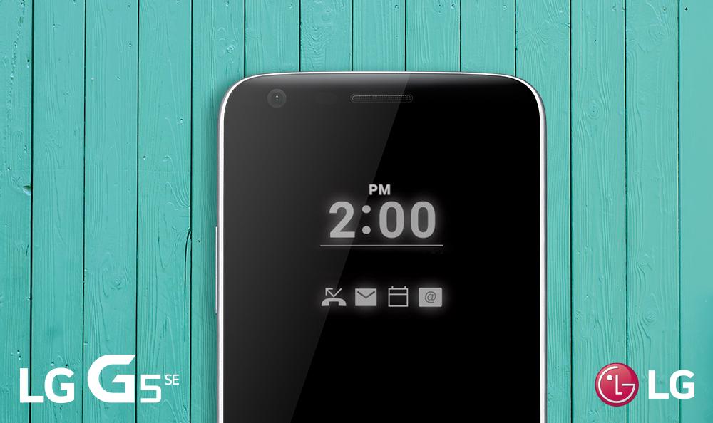 Aprende a configurar la pantalla Always ON de tu LG G5 SE
