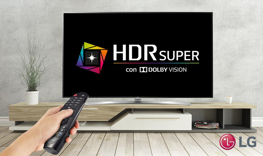 Conoce qué es HDR Dolby Vision