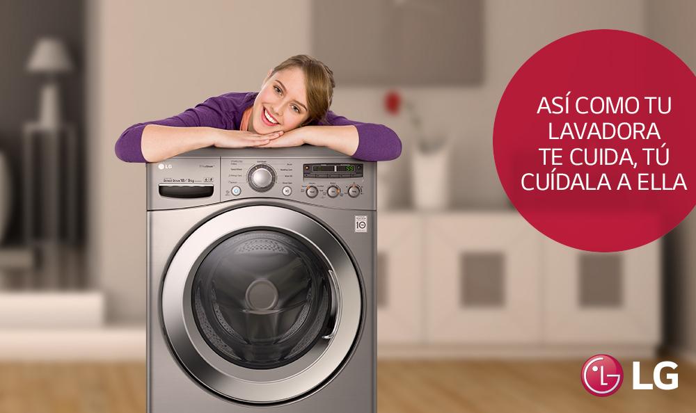 Te enseñamos a cuidar tu lavadora