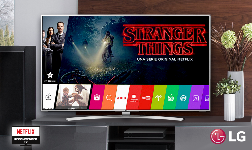 Stranger Things, la nueva serie de Netflix
